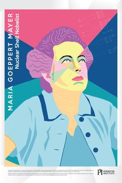 Maria Goeppert Mayer Poster Thumbnail