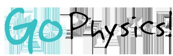 GoPhysics! Logo Image