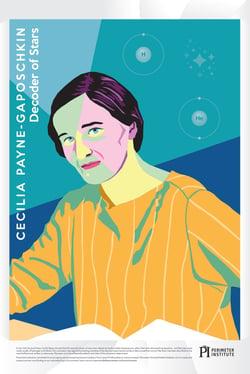 Cecilia Payne-Gaposchkin Poster Preview