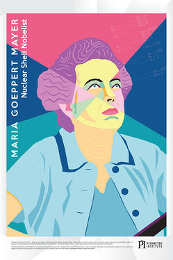Maria Goeppert Mayer Poster Preview