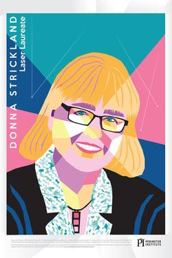 Donna Strickland Poster Thumbnail