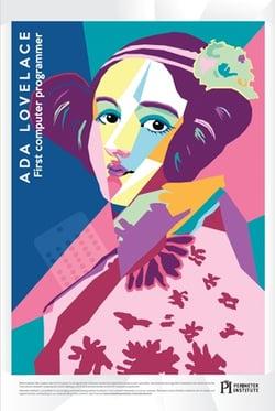 Ada Lovelace Poster Thumbnail