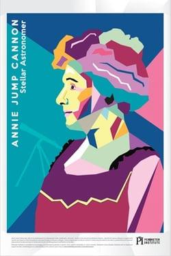 Annie Jump Cannon Poster Thumbnail