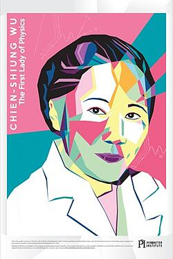 Chien-Shiung Wu Poster Thumbnail