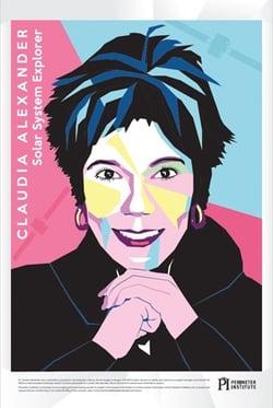 Claudia Alexander Poster Thumbnail