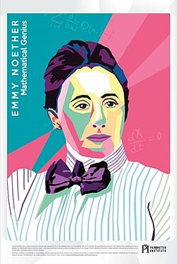Emmy Noether Poster Thumbnail