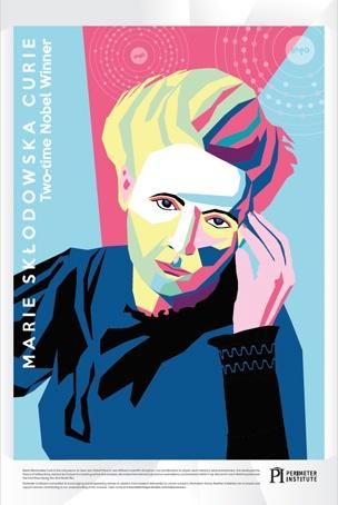 Marie Sklodowska Curie Poster Thumbnail