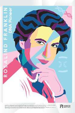 Rosalind Franklin Poster Preview