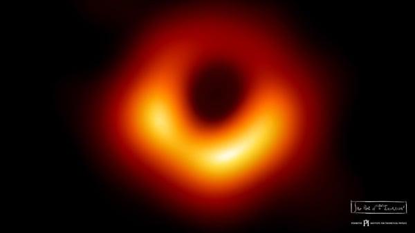 M87 Black Hole Image
